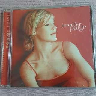 CD》Jennifer Page: Form Records