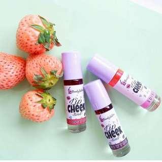 Lip  Cheek Tint