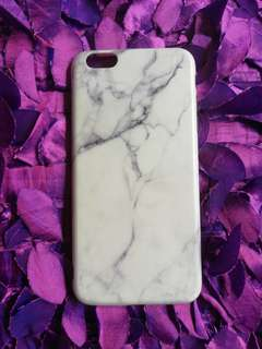 IPHONE 6+ MARBLE PHONE CASE