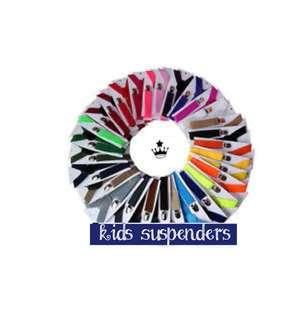 Suspender for kids