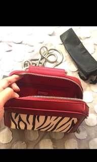 sling bag pedro merah