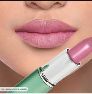 Exclusive lipstick by Wardah
