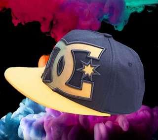 DC FADESTAR FLEXFIT CAP - NEW