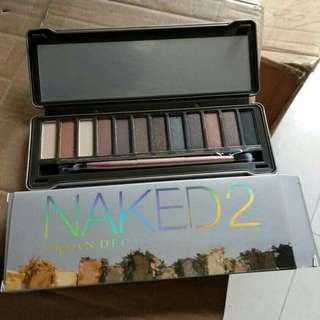 Naked 2-5 eyeshadow