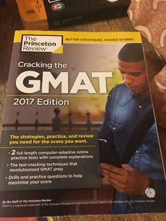 Cracking the GMAT 2017 Edition