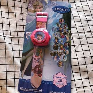 Children Projector Watch / Party Gift / Digital watch time
