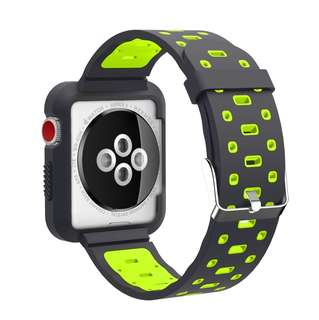 New Instock - Apple Iwatch Sport Strap JANSIN♤ Buckle