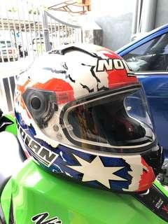 Helmet Nolan N64 casey stoner