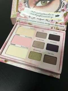Too Faced Romantic Eye, Classic Beauty Shadow Collection