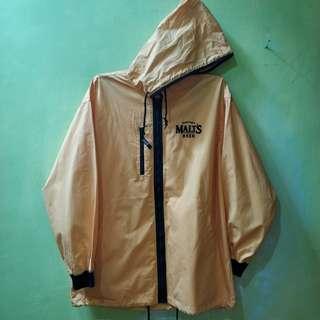 Malt's Beer Windbreaker Jacket