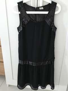 Esprit Black Dress Size M