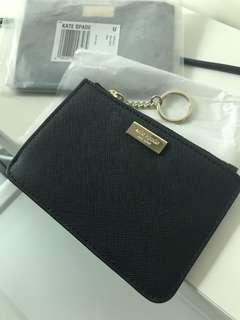 Authentic Kate Spade Laurel Way Bitsy Black Saffiano Wallet