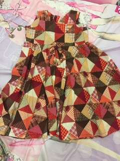 Preloved Dress 4-5Y