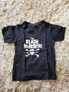 The Clash Kids Tshirt