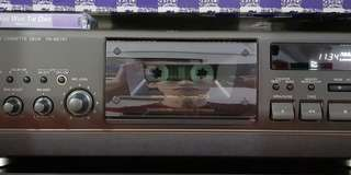 Technics RS-BX747 cassette Deck