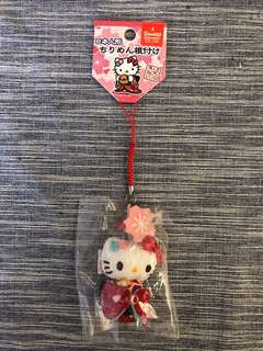 Hello Kitty 電話繩