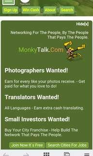 Monkytalk.com