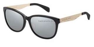 Marc By Marc Jacobs MMJ 448 / F / S LHJ / T4 Sunglasses Gold Black - Oval