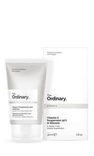 NEW The Ordinary Vitamin C Suspension 30% in Silicone 30ml