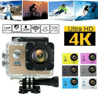 4K sport action camera ULTRA HD SJ9000 waterproof DV camcorder 16MP 170 Angle BVGD