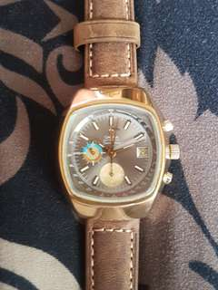 Omega Jedi TV Automatic Chronograph Watch Cal 1040. MD176.0005