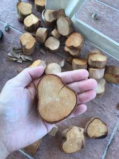 DIY Wooden block for kids stacking game