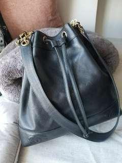Chanel Triple Coco bucket bag