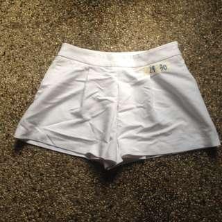SALE! White shorts
