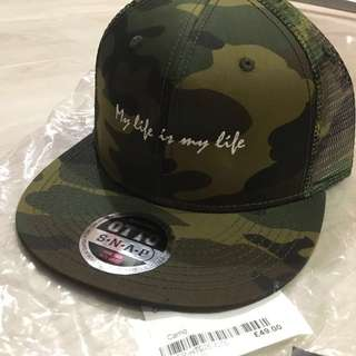 FPAR Forty Percent Against Rights Camo Cap Japan