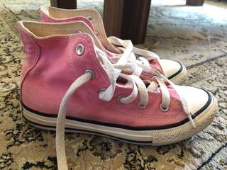 Pre loved Original converse bought from Sm