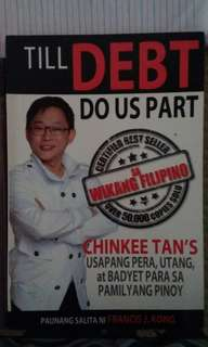 Chinkee Tan 'TILL DEBT DO US PART'