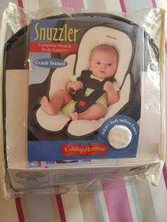Head and body Support -Snuzzler