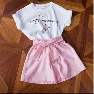 🌟IN STOCK🌟 Girl apparel set
