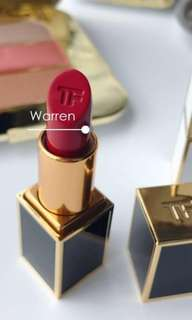 Tom ford lips and boys - Warren