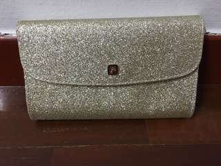 Lancome Bling Gold Clutch
