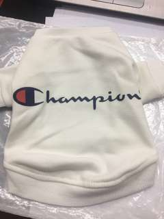 Champion Tee for pet / dog/ cat
