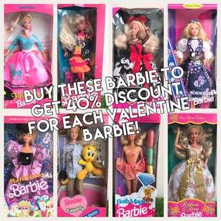 Special Offer for Vintage Barbie Doll