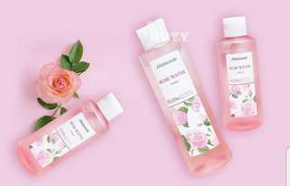 Korean Mamonde Rose Water Toner