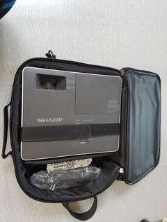 Sharp DLP projector