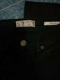 Original Guess Black Highwaist Pants