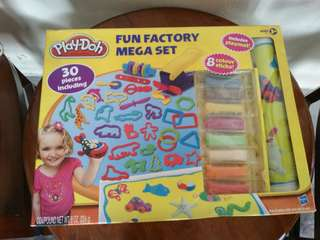 PlayDoh Mega Set
