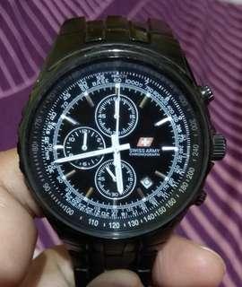 Jam tangan swiss army ori  HCC-81677/6