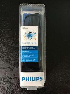 Philips 3D eye wear