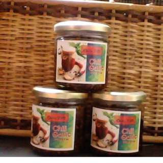 Chilli Garlic Paste PRE ORDER