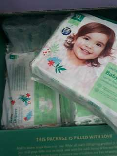 Offspring Natural Diapers