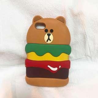 熊大 手機殻 iPhone7/7S