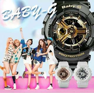 🚚 CASIO G-SHOCK BABY-G ❨全新正品❩