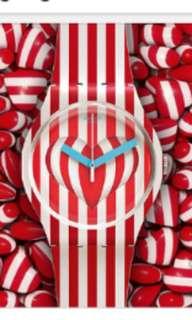 Swatch original sweet valentine