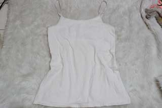 White Mossimo Top