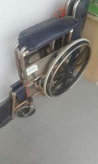 Assure Wheelchair. Good condition. Used couple of times only.